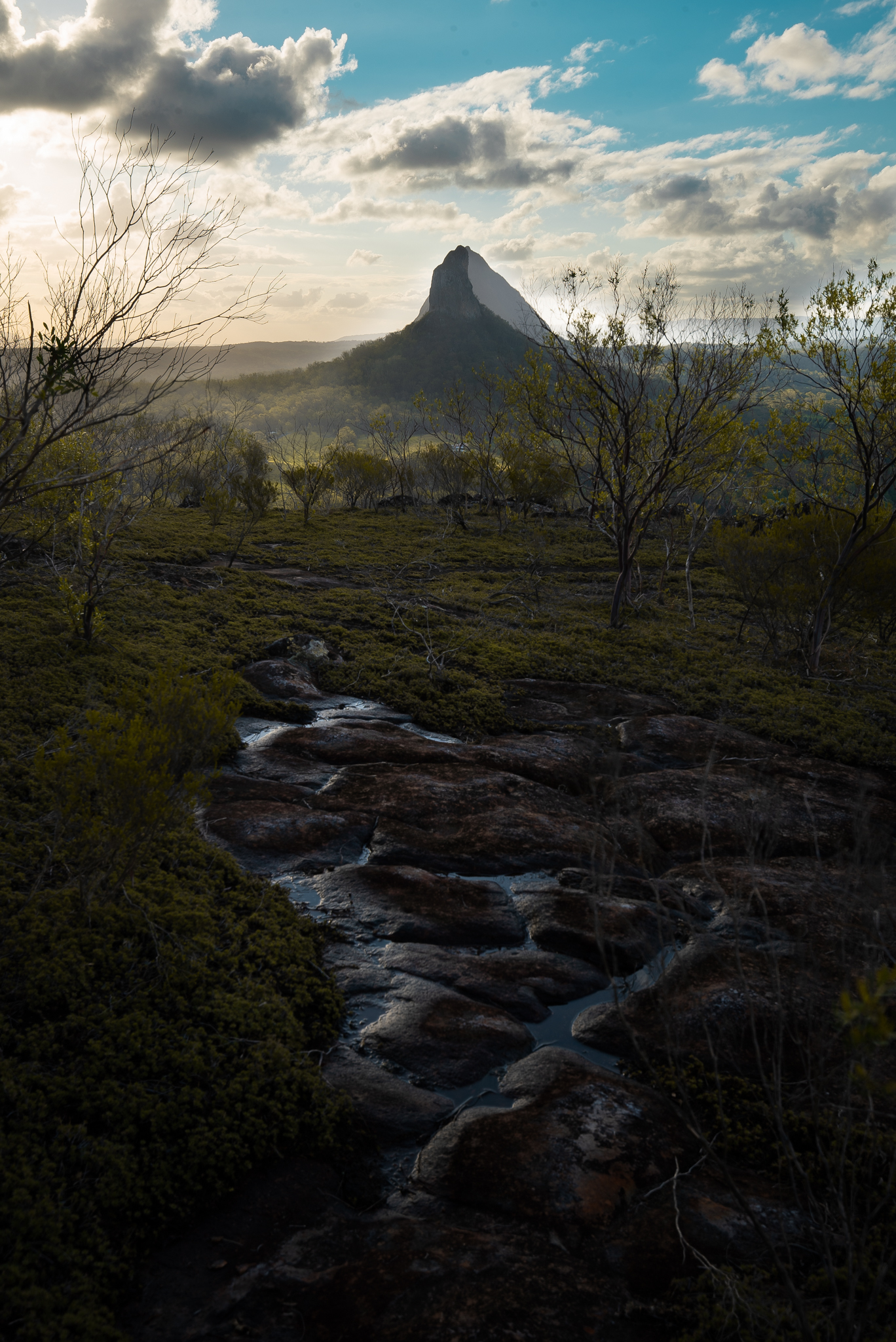 Mt Ngungun - Little Rivers